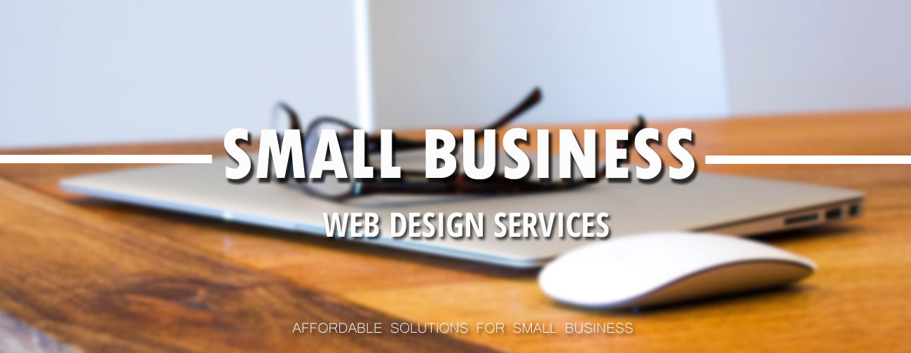 small business web design services