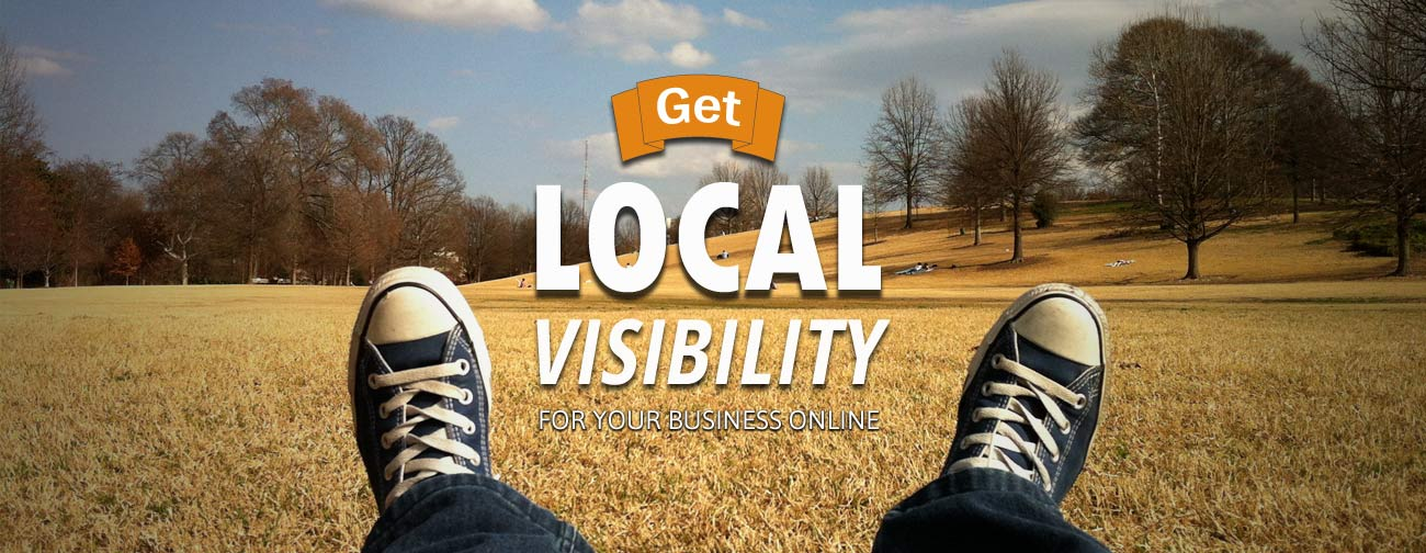 get local visibility