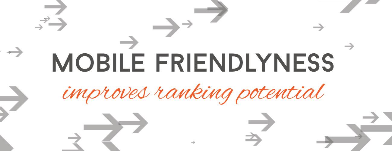 mobile friendlyness